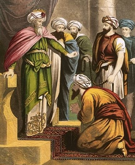 Parable of the king and his servant