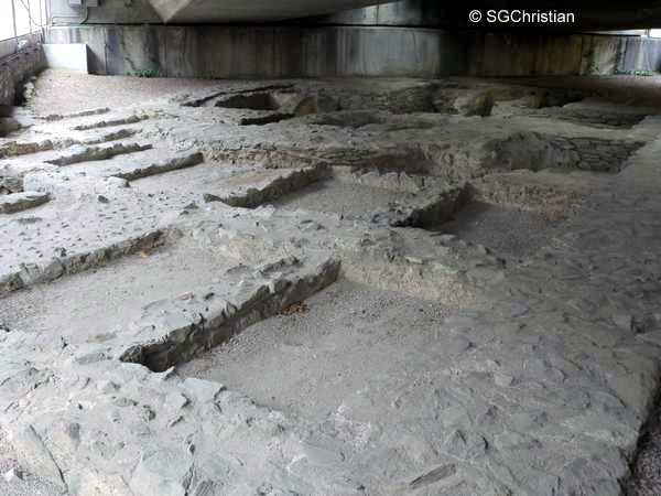 4th Century Basilica Found at Tritis Septemvrious Avenue, Thessaloniki, Greece