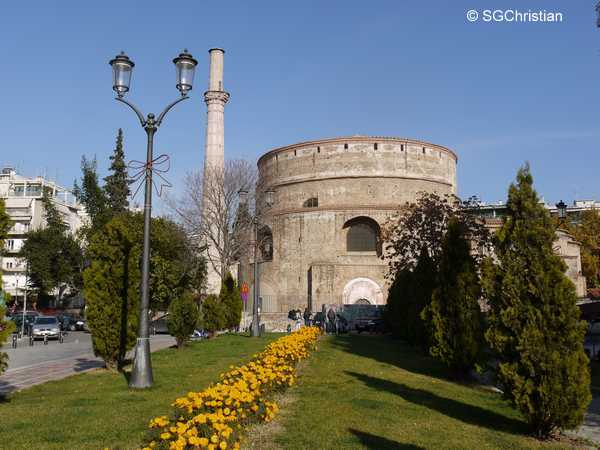 Rotunda,Thessaloniki, Greece