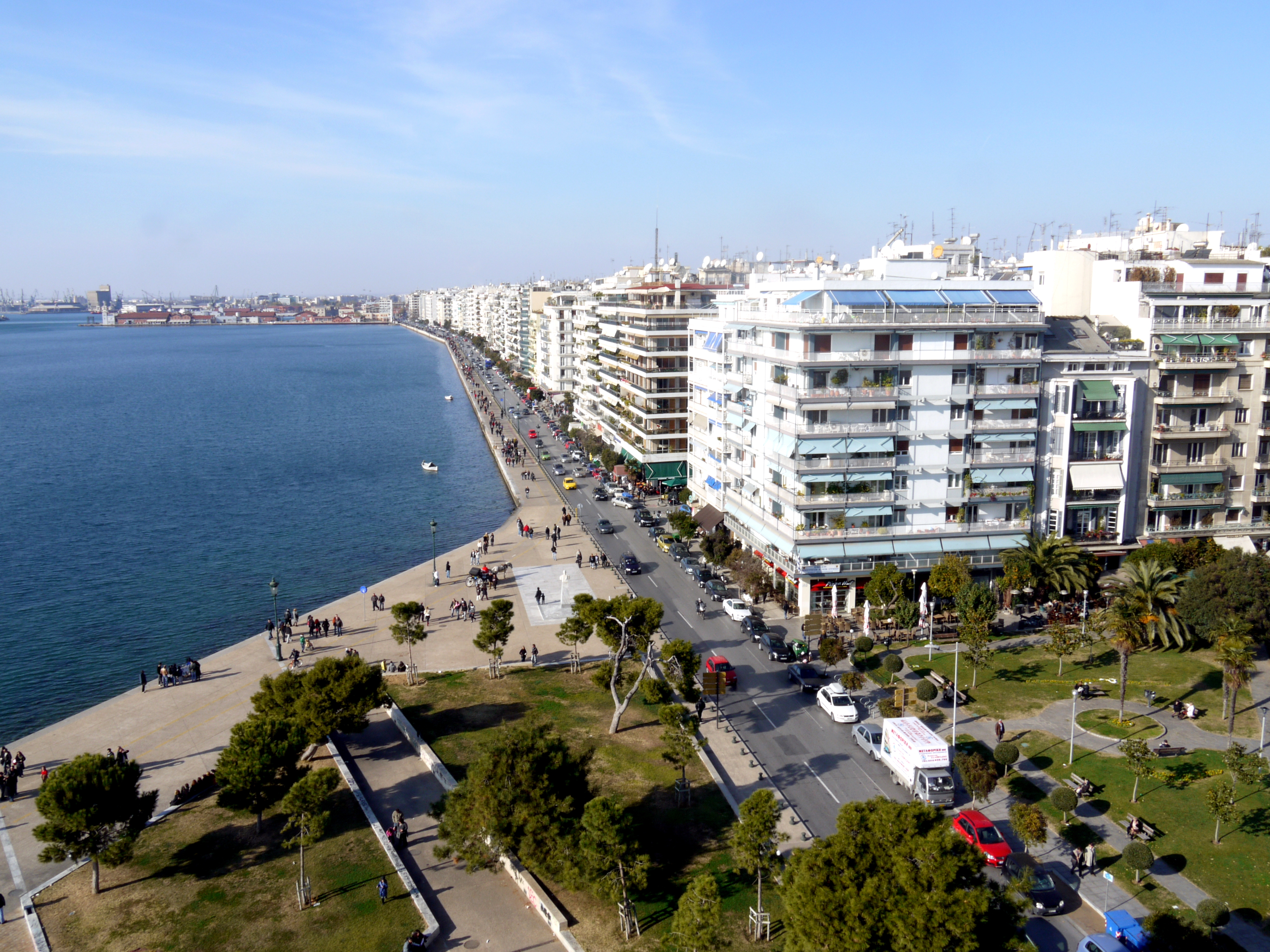 Paul's Letters to the Thessalonians: This is What Thessaloniki Looks